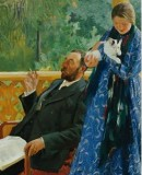 Boris Michailovič Kustodiev. <em>The Family</em>, 1905 © Belvedere, Vienna