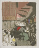 Édouard Vuillard. <em>The Pastry Shop</em>, 1899. Colour ink on paper © Norton Simon Art Foundation Color ink on paper