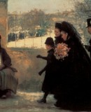 Émile Friant. <em>All Saints´ Day</em>, 1888 © Musée des Beaux-Arts de Nancy