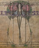 <em>The May Queen</em>, 1900 by Margaret Macdonald Mackintosh